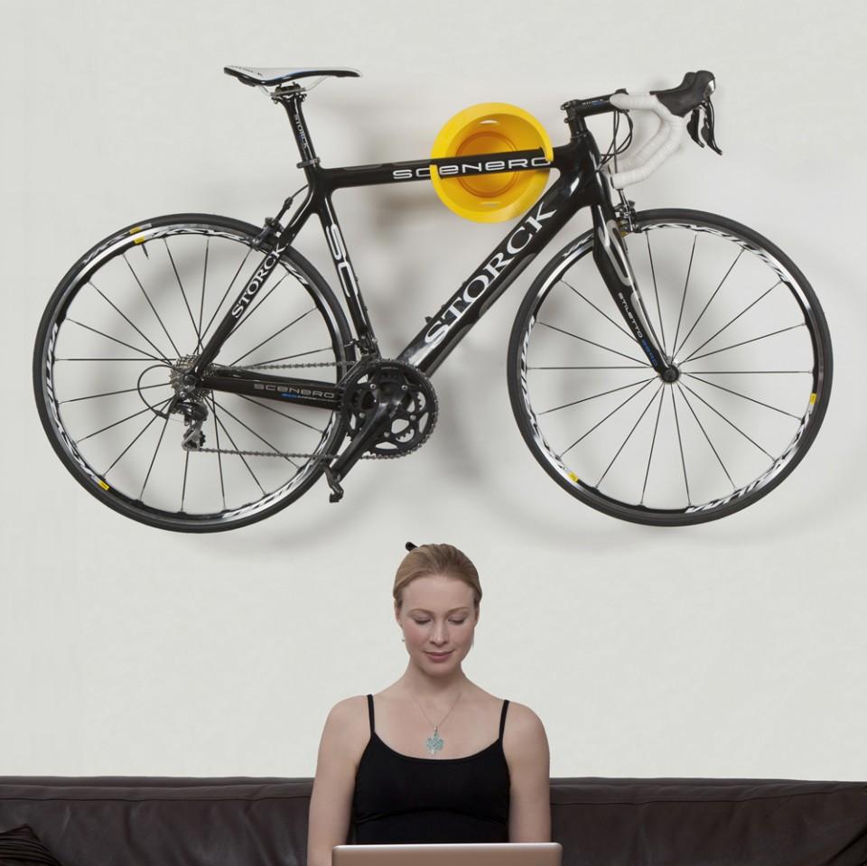 Vešiak a stojan na bicykel CYCLOC SOLO